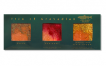 Gravadlax sliced pack Trio 390g