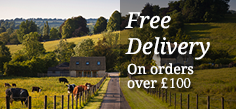 Free Shipping On Orders Over £100