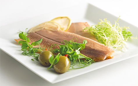 Smoked Trout Fillets x 4 fillets