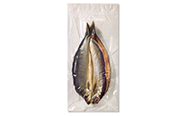 Whole smoked kipper pair